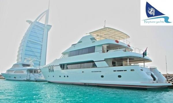 Top Luxury Yacht Rental Dubai